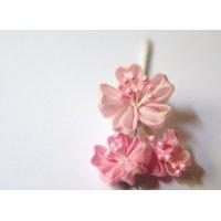 単品講座★ 人形-桜